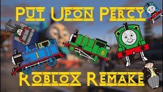 ¡Pon sobre Percy Roblox remake!