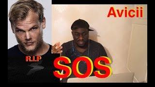 Avicii - SOS (Fan Memories Video) ft. Aloe Blacc REACTION