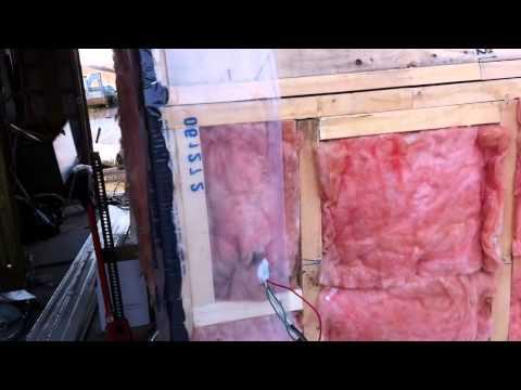 Rv Trailer Repair Protecting Corners Before Siding Goes