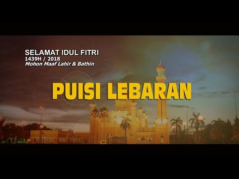 Download Pantun Minal Aidin Wal Faizin Mp3 Dan Mp4 Terbaru Gratis