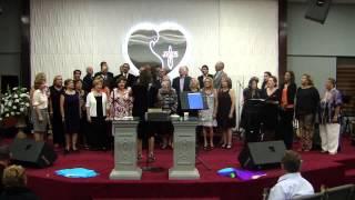 Vengo A Cantarte  - Danza  ---  Coro Mayor de Ministerio Sanador