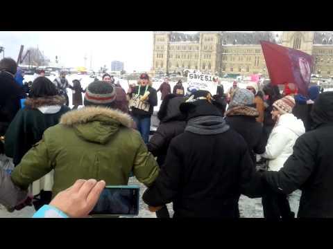 Save Odawa Aboriginal Homeless Shelter in Ottawa