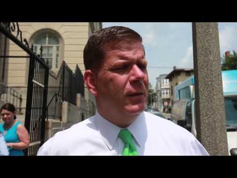 Boston Mayor Marty Walsh on the NFL and Tom Brady