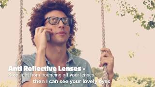 Anti-Reflective Coating - For Your Prescription Glasses