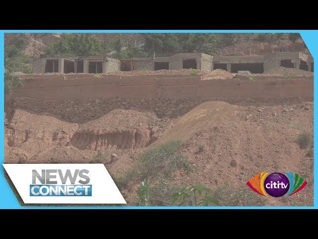 Disaster in Waiting: Residents react to mudslide warning at Weija
