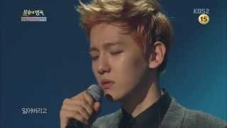 Repeat youtube video 130817 Immortal Song 2 Chen & Baekhyun - Really I Didn't Know