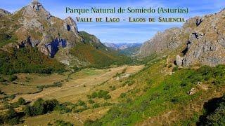 Ruta Lagos de Saliencia desde Valle de Lago (Parque Natural de Somiedo, Asturias)