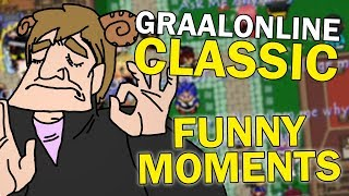 BEST OF PUDDLES (FUNNY MOMENTS) - GraalOnline Classic