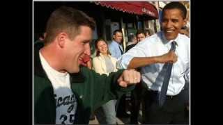 hillary clinton crying barack obama dancing
