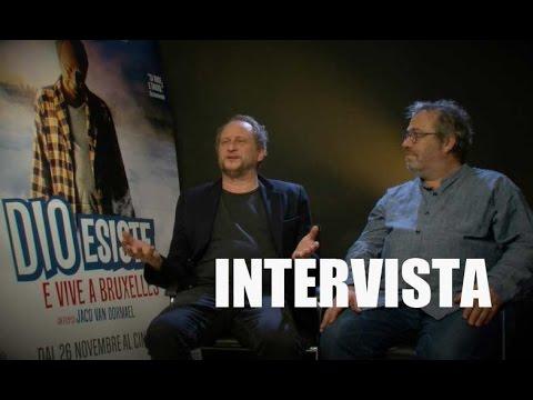 Dio Esiste e Vive a Bruxelles - Intervista Jaco Van Dormael e Benoit Poelvoorde