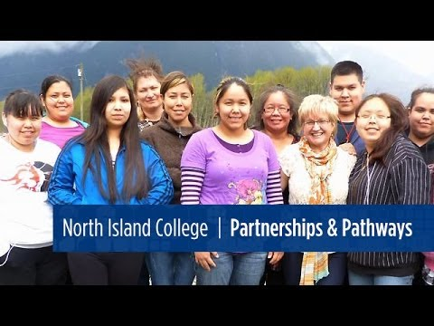 North Island College Partnerships, Pathways, and Possibilities