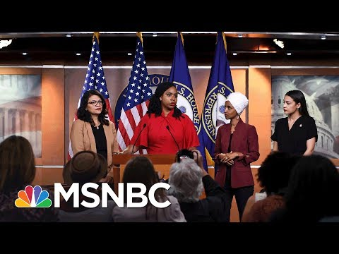 President Trump vs. The Squad – The Day That Was | MSNBC