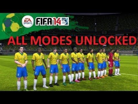 Fifa 14 unlock all modes hack for iOS | Doovi