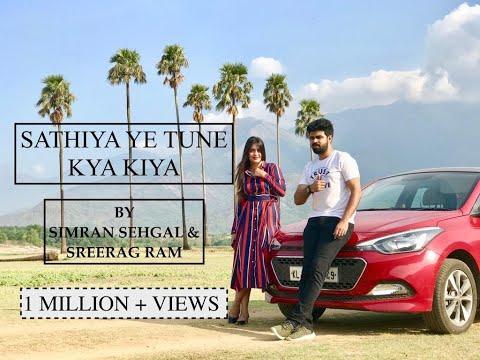 Saathiya Tune Kya Kiya Cover | Simran Sehgal | Sreerag Ram | SP Balasubrahmanyam | KS Chitra