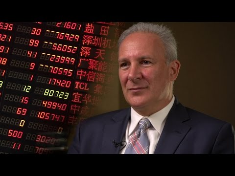 Is China Moving Toward a Gold Standard? Peter Schiff on the Chinese Market Crash