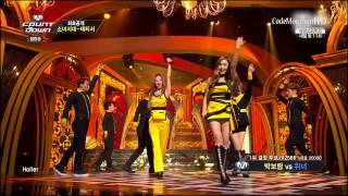 SNSD-TTS - Holler (Sep 18, 2014)