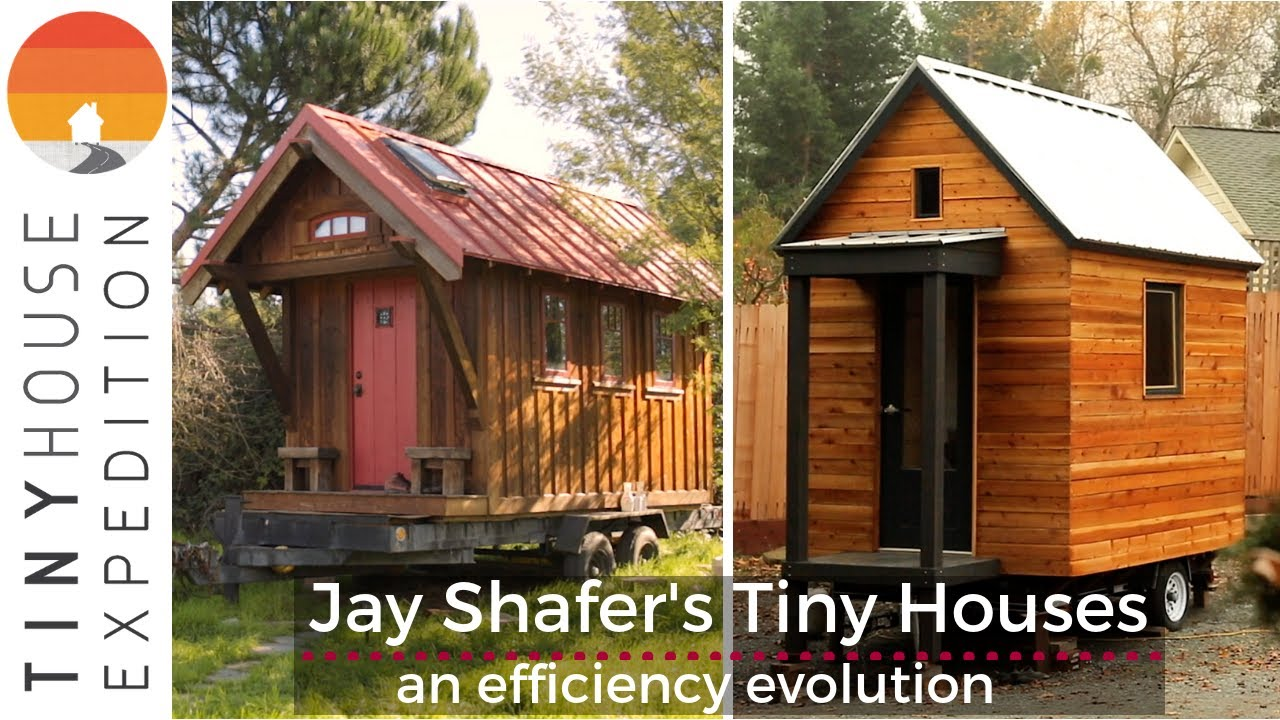 Jay Shafer S Tiny Houses A Simple Living Evolution Youtube