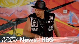 A Street Artist Residency In Prime NYC Real Estate (HBO)