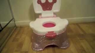 [Unique'z/Baba Regali] Bling Baby Potty Chair