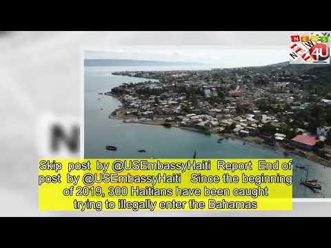 Haitian migrants drown off Bahamas coast
