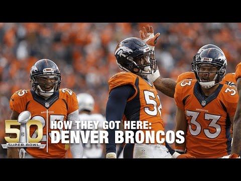 How They Got To Here: Denver Broncos | Super Bowl 50 | NFL