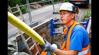 Rekonstrukce plynovodu bez výkopů?