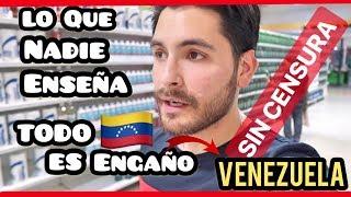 ASÍ ESTÁN los SUPERMERCADOS en VENEZUELA **¿Fin de la ESCAS…