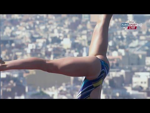 Barcelona2013 Women's 10m platform final