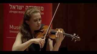 Musethica Israel 6th International Festival 2019 - Brahms: String Sextet No. 2 in G major, Op. 36