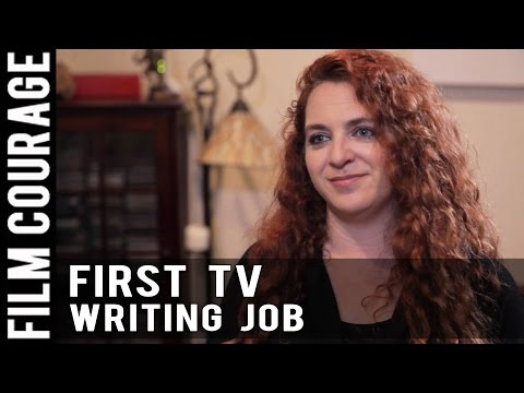 How An Unknown & Unsigned Writer Booked Their First Television Job by Lee Jessup