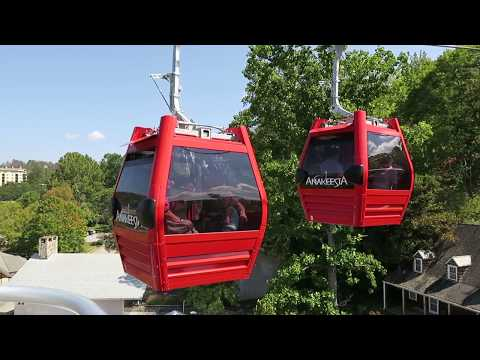 Gatlinburg Tennessee Travel VLog - Anakeesta