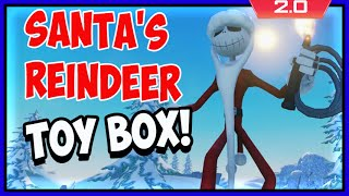 Disney Infinity 2 Toy Box Adventures! Sandy Claws Surprise