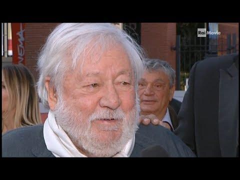 Paolo Villaggio e il suo Fantozzi - Festa del Cinema di Roma del 23/10/2015