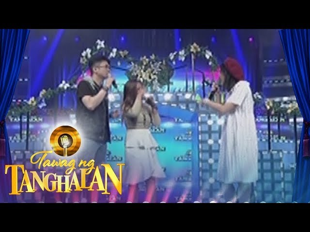 Tawag ng Tanghalan: Anne Curtis meets an old friend
