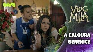 A Caloura Berenice   T.2 EP.1   Vlog da Mila   Gloob