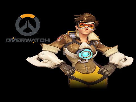Overwatch How To Draw Tracer Blizzard Entertainment Games Youtube