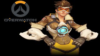 OverWatch: How to Draw Tracer - Blizzard Entertainment Games