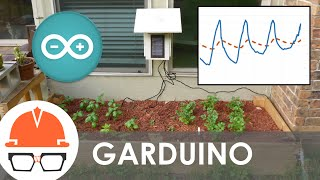 Arduino Garden Controller - Automatic Watering and Data Logging thumbnail