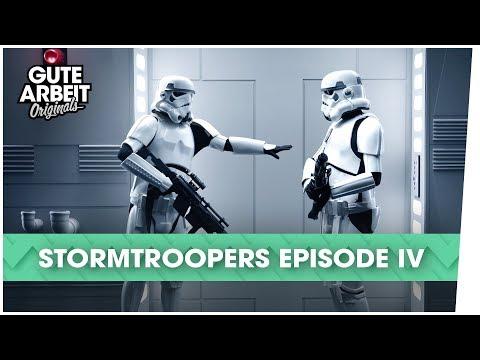 Stormtrooper: Die Wahl | Gute Arbeit Originals