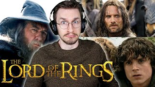 "Watching ""The Lord of the Rings"" for the FIRST TIME"