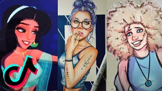 Exactly 11 Minutes and 20 Seconds of the Best TikTok Art  🎨✨