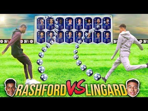 LINGARD VS RASHFORD | EXTREME FIFA 19 TOTY ULTIMATE TEAM BATTLE!