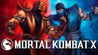 MORTAL KOMBAT X – SUB-ZERO VS SCORPION: MUITA PRESSÃO