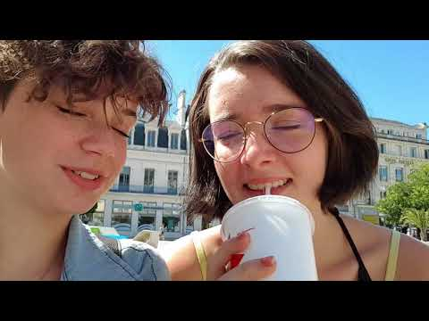 #1.Vlog a Poitiers entre amies