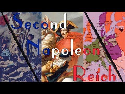 Hearts of Iron IV: Second Napoleon Empire Part 1: Revenge for Waterloo