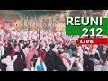 [ LIVE ] Situasi Terkini Reuni 212 di Monas Jakarta