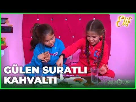 Tuğçe Ve Elif'in Kahvaltı Keyfi - Elif Dizisi 92. Bölüm