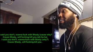 KING KTF | Eminem - Kill You - REACTION