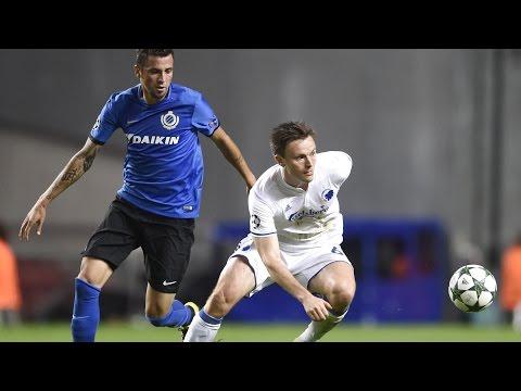 Copenhagen vs Brugge 4-0 Goals & Highlights 27/09/2016