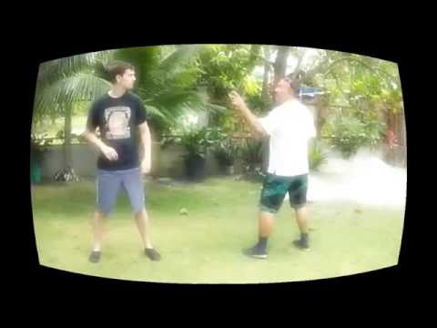Hand and Knife Fighting Cebu Philippines Martial Arts Kung Fu Training Full two week course